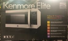Kenmore 77603 1 5 ft  Countertop Microwave Convection Cooking