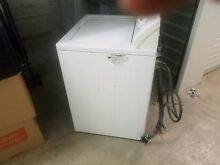 Kenmore White Washing Machine Dryer Used