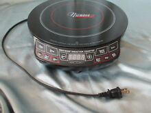 NUWAVE 2 PRECISION INDUCTION COOKTOP 1300 W MODEL 30151 Portable