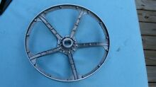 General Electric front load washer WCVH6600HBB Tub pulley  wmaa0300000010
