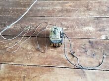 Vintage Frigidaire Imperial oven range stove thermostat part 5432614 5878739