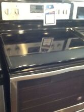 Whirlpool Electric Range Black And Stainless Steel WFE540H0ESS
