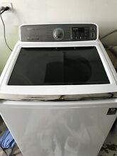 SAMSUNG WASHER  AquaJet  AND GAS DRYER SET