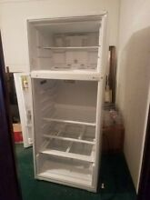 Whirlpool refrigerator  Used very little  GREAT condition