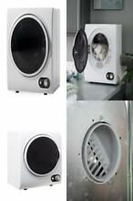 1 5 cu ft  Magic Chef Electric Compact Dryer w  Lint Filter   Four Timer Setting