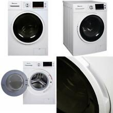 2 0cu ft Magic Chef Washer Dryer w  16 Total Cycles   5 Wash Rinse Temperatures