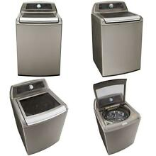 Kenmore Elite Silver Top Load Washer w  Accela Wash   Cold Clean Cycle Features