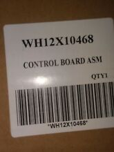 WH12X10468   GE WASHER ELECTRONIC CONTROL BOARD
