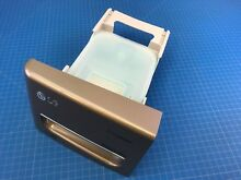 Genuine LG Gas Dryer Drawer Panel Assembly AGL73852607 AGL73852507 AJL34327901