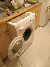 Maytag MAH2400AWW Washer   for parts or as whole piece  PICKUP only