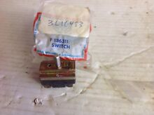 Frigidaire Washer Dryer Combo Fabric Selector Switch 3016483   F136311  Box155