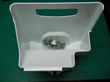 NEW OEM GE Refrigerator Ice bucket and Crusher WR30X10174