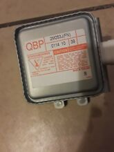 HotPoint  QBP Microwave Magnetron Part   2M253J  FN   Brand New Free Shipping