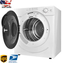 27 lbs 3 21 Cu  Ft  Electric Tumble Compact Clothes Dryer