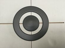 LG 600mm Dual Fuel Stove Oven Gas Cooktop WOK Burner Inner   Outer CAP LF66105SS