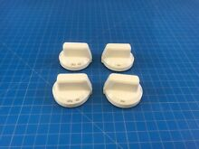 Genuine Whirlpool Range Oven Surface Burner Knob W10200194 W11194991 Set of 4