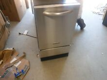 KitchenAid KUIc18mmzs 18  Stainless Built In Ice Maker