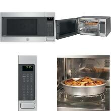 22  Countertop Convection Microwave Oven Stainless Steel Sensor Cooking Controls