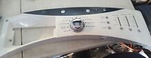 GE Washer Control Panel with Board P  WH42X10770  P  WH12X10468