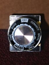 New Vintage JENN AIR Selector Switch 703167 5 70100 from a W122 Wall Oven