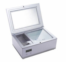110V Small Cosmetic Refrigerator Mini Cosmetic Cooler Box Freezer 8 18 C New