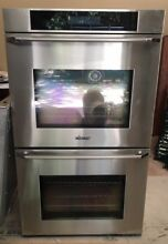 Dacor Double Convection Oven Electric 30  E0230SCH