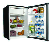 Mini Fridge College Dorm  2 7 cu ft Compact Single Door Refrigerator  Freezer
