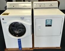 Speed Queen Washer and Dryer