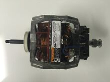 NEW OEM GE DRYER MOTOR AND PULLEY  WE17X22215