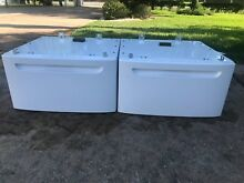 FRIGIDARE  washer and dryer pedestals