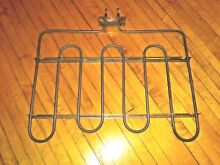 OEM GE Kenmore range oven stove bake heating element WB44T10021