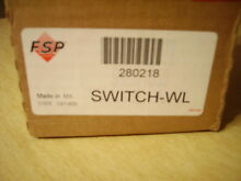 New    Whirlpool Washer Water Level Switch Part  280218   FREE SHIPPING