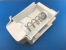 Genuine GE Refrigerator Ice Bucket Container Assembly WR17X11447 WR17X12108