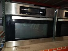 24  Miele H4080BM Electric Speed Oven w Microwave Programs Stainless Steel
