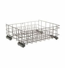 NEW OEM GE DISHWASHER RACK LOWER ASM COATED WD28X22619