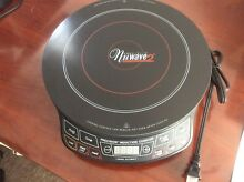 NuWave 2 Induction Induction Cooktop w  Instructional DVD
