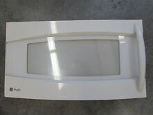 GE MICROWAVE Door handle Bisque PVM2070 PVM2070DM glass