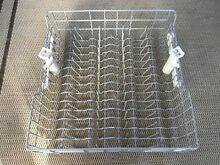 Whirlpool Dishwasher Upper Rack Parts AP3096553 w  Hieght Adjusters Adjustable