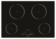 Empava 30  Induction Cooktop Electric Stove Black Vitro Ceramic Smooth Surfac