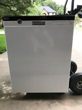 LG LDS5540WW Dish Washer whole or I will part it out   whatever you need