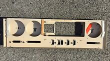 Thermador Bosch Oven Control Mounting Panel Thermatronic II CMT21 Double Oven
