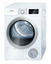 BOSCH WTG86401UC Electric Condensation Dryer