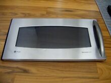 GE Profile XL1800 Stainless Steel Microwave Door