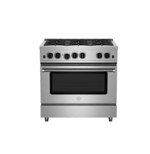 Bluestar Culinary Series RCS366BV2 36 Inch Stainless Steel Gas Range