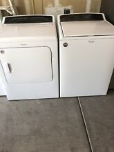 Whirlpool Cabrio 4 8 Cu  Ft  26 Cycle Top Loading Washer WTW7000DW