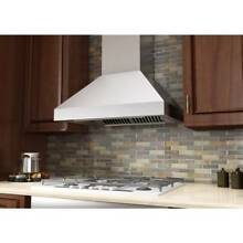 ZLINE 48  STAINLESS STEEL KITCHEN WALL RANGE HOOD 900 CFM motor 597 48