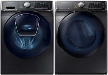 Samsung 7500 Series Energy Star Washer   Dryer  FREE FAST SHIPPING ONLY 2 LEF