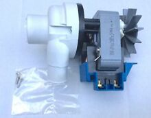 Genuine Maytag Washing Machine Water Drain Pump LAT9306AGE LAT9606AGE LAT9806AGE