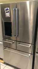 New Open Box KitchenAid 25 8 Cu  Ft  French Door Refrigerator Stainless Steel KR