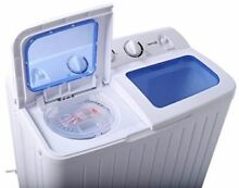 Washing Machine Cleaner Apartment Washer Portable Space Saver US